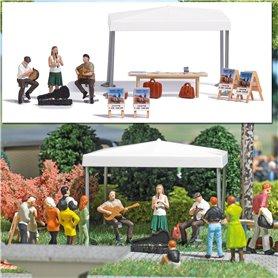 Busch 7846 Street Musicians