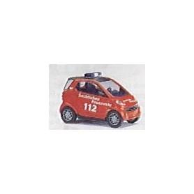"""Busch 48905 Smart City Coupé Feuerwehr """"Sachtleben"""""""