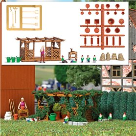 Busch 7873 Garden Accessories