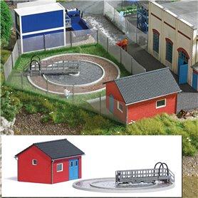 Busch 1638 Sewage Treatment Plant