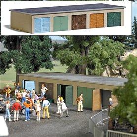 Busch 1648 Garage Complex