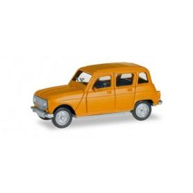 Herpa 020190-006 Renault R4, daffodil yellow