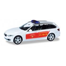 Herpa 094894 BMW 3er Touring ?Fire Brigade Goslar?