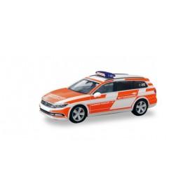 Herpa 094955 VW Passat Variant ? Fire Brigade Frankfurt|Main?