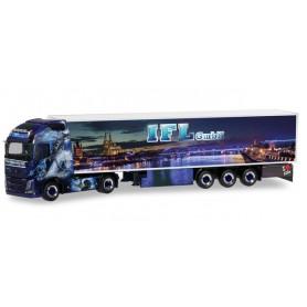 Herpa 311106 Volvo FH GI. XL refrigerated box semitrailer ?IFL Köln? (Nordrhein-Westfalen | Köln)