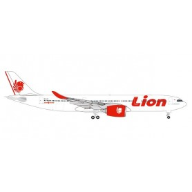 Herpa Wings 533676 Flygplan Lion Air Airbus A330-900 neo