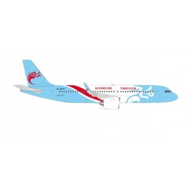 Herpa 533775 Flygplan Loong Air Airbus A320neo