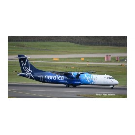 Herpa Wings 533782 Flygplan Nordica ATR-72-600