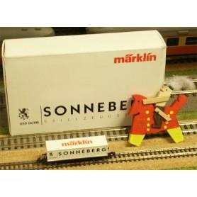 "Märklin 80102 Godsvagn ""Sonneberg 650 Jahre"""