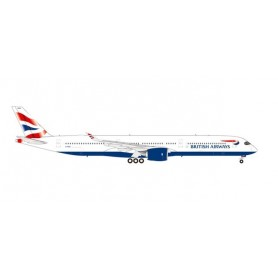 Herpa 570572 Flygplan British Airways Airbus A350-1000