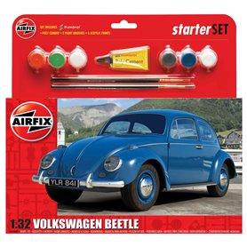 "Airfix 55207 VW Beetle Starter Set 1:32 ""Gift Set"""