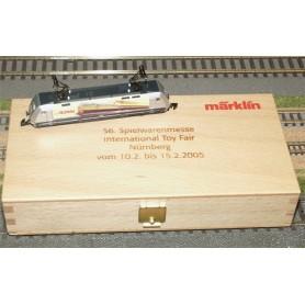 """Märklin 80103 Ellok klass BR 101 DB """"Mässmodell 2005 Nürnberg"""""""