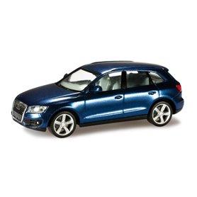 Herpa 034043-002 Audi Q5®, scubablue metallic