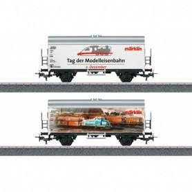 Märklin 44260 Kylvagn 'International Model Railroading Day 2019'