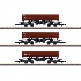 Märklin 82436 Vagnsset med 3 tippvagnar Fas 126 typ DB AG