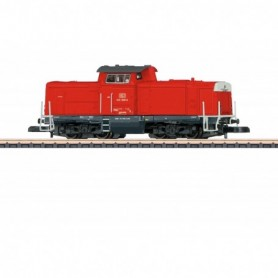 Märklin 88217 Diesellok klass 212 typ DB