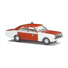 """Busch 42008 Opel Rekord C """"Feuerwehr"""""""