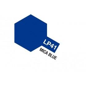 Tamiya 82141 Tamiya Lacquer Paint LP-41 Mica Blue