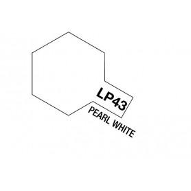 Tamiya 82143 Tamiya Lacquer Paint LP-43 Pearl White