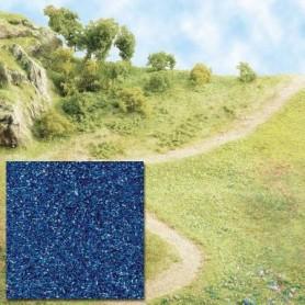 Busch 7058 Ströpulver, sågspån, blå, 40 gram i påse
