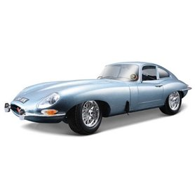 Burago 12044 Jaguar E-Type Coupe 1961