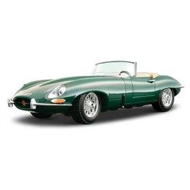 Jaguar E-type Cabriolet 1961