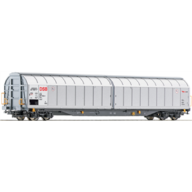 Roco 66433 Godsvagn med skjutdörrar Habbillns typ DSB
