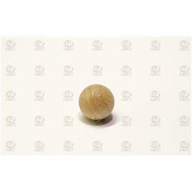Amati 4380.03 Träkula utan hål, diameter 3 mm, 100 st