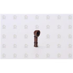 Amati 4815.45 Doradeventil, metall, höjd 45 mm, 10 st