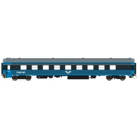 HNoll HN.1134DC Liggvagn SJ BC4 5440 Blå Gen.2