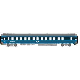 HNoll HN.1324DC Sovvagn SJ WL6 5622 Sj Blå Gen.1