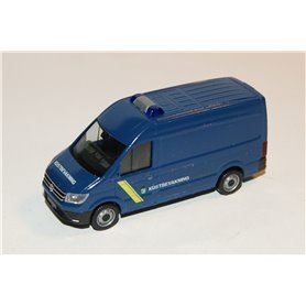 "VW Crafter box high roof, ""Kustbevakningen"""