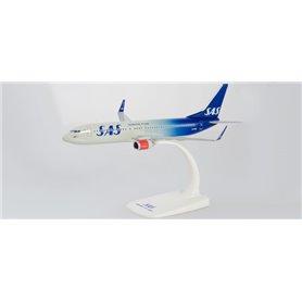 """Herpa 611787 Flygplan SAS Boeing 737-800 """"70 Years"""""""
