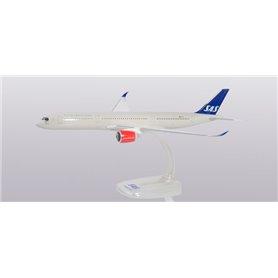 Herpa Wings 612197 Flygplan SAS Airbus A350-900