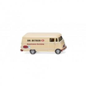 Wiking 26504 Box van (MB L 319) 'Dr. Oetker'