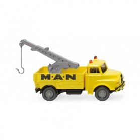 Wiking 63406 Towing vehicle (MAN) 'MAN-Service'