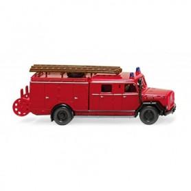 Wiking 86398 Fire brigade - LF 16 (Magirus)