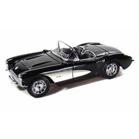 Maisto 31139.1 Chevrolet Corvette 1957, svart