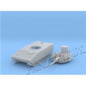 """Panzerfux 87007 Tanks CV9040AAV """"Lufvärnskanonvagn"""", byggsats i resin"""