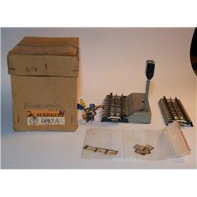 Märklin 480A Signal, i bruksskick, testad, i originalkartong