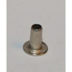 Märklin 780050 Hålnit, förnicklad, ytterdiameter 2 mm, längd 5 mm, 1 st
