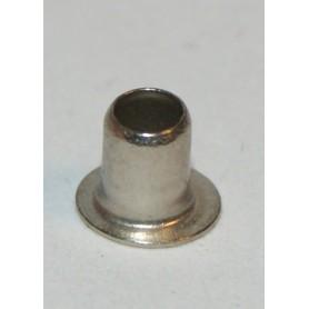 Märklin 780090 Hålnit, förnicklad, ytterdiameter 2.8 mm, längd 4 mm, 1 st