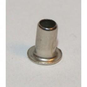 Märklin 780110 Hålnit, förnicklad, ytterdiameter 2.7 mm, längd 5.4 mm, 1 st