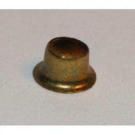 Märklin 780130 Hålnit, förnicklad, ytterdiameter 3.8 mm, längd 3.4 mm, 1 st