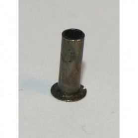 Märklin 780230 Hålnit, brunierad, ytterdiameter 1.9 mm, längd 6.3 mm, 1 st