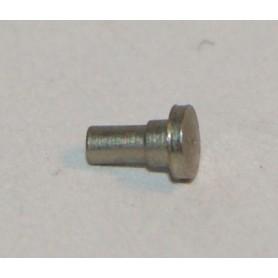 Märklin WN56608 Nit med ansats, förnicklad, diameter 1 mm|1.2 mm, längd 2.9 mm, 1 st