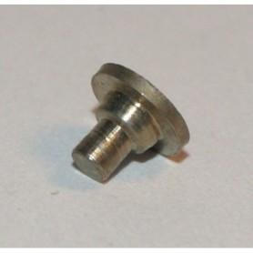 Märklin WN56612 Nit med ansats, förnicklad, diameter 1.5 mm|2.4 mm, längd 3.3 mm, 1 st