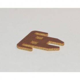 Märklin 455130 Isoleringsplatta för Märklin Sprint, 1 st