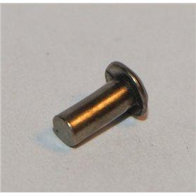 Nit, förnicklad, diameter 1.75 mm, längd 4.9 mm, 1 st