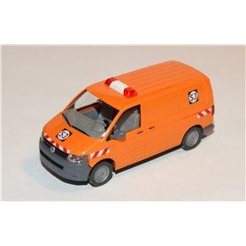 "Municipal VW T5 GP box van ""SJ"""